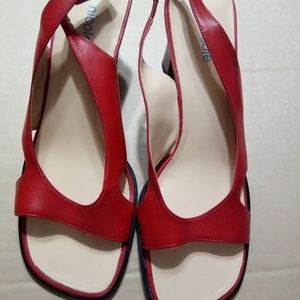 NEW 10M, NICOLE, made in Brazil, RED